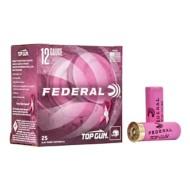 Federal Top Gun Pink 1145fps 1-1/8oz #8