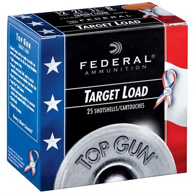 Federal Top Gun USA 12ga 2.75