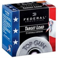 "Federal Top Gun USA 12ga 2.75"" 1-1/8 oz. #8 25/bx"