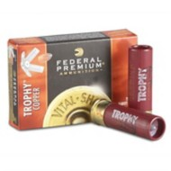 "Federal Vital Shok Trophy Copper Slug 12ga 3"" 11/16oz 5/bx"