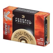 Federal Vital-Shok Trophy Copper Sabot Slug 20 Ga 3""