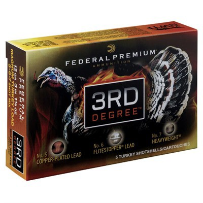 Federal 3rd Degree 12ga 3