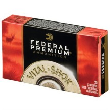 Federal Vital Shok 25-06 117gr Gameking BTSP 20/bx