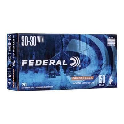 Federal Power Shok 30-30 Win 150gr SPFN 20/bx