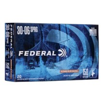 Federal Power Shok 30-06 150gr SP 20/bx