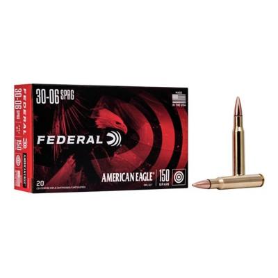 American Eagle 30-06 150gr FMJBT 20/bx