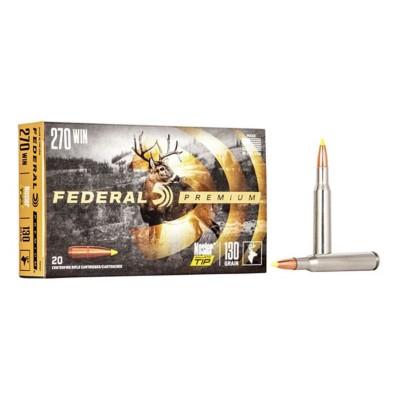 Federal Vital Shok 270 Win 130gr Ballistic Tip 20/bx