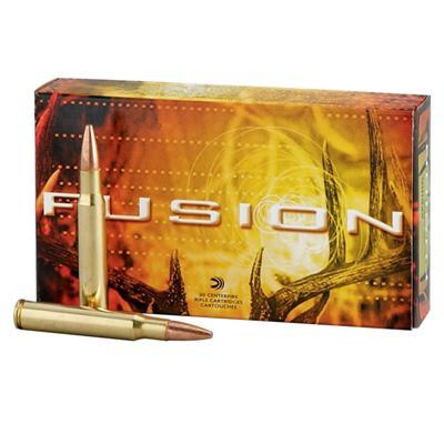 Federal Fusion 30-06 165gr 20/bx