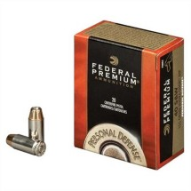 Federal Hydra Shok 327 Fed Mag 85gr JHP 20/bx