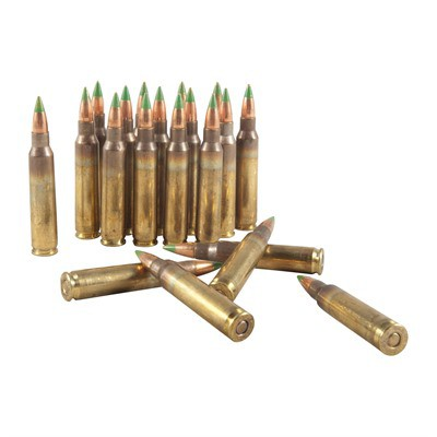 Federal Ammo XM855 5.56 Ammo 62gr FMJ 12,500rds/ Barrel