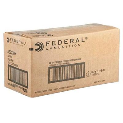 Federal American Eagle Ammo 223 55gr FMJBT 1000/bx
