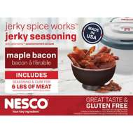 NESCO Maple Bacon Jerky Seasoning