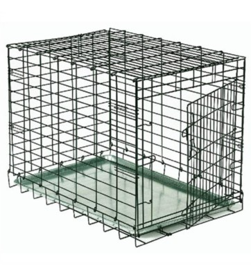 Petmate Home Training Wire Kennel' data-lgimg='{