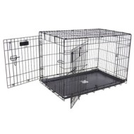 Petmate 2-Door Training Retreat Kennel