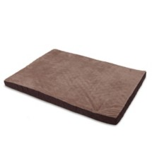 Aspen Pet Orthopedic Plush Quilted Bed