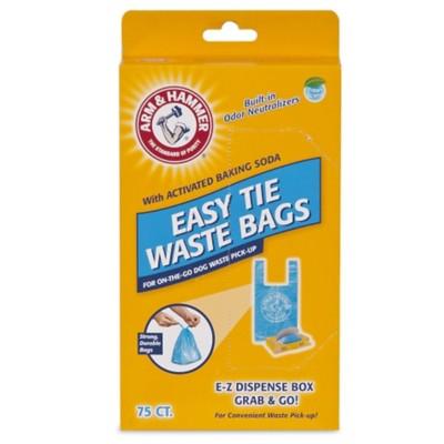 Arm & Hammer Easy-Tie Waste Bags