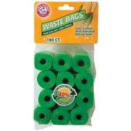 Arm & Hammer Cornstarch Waste Bags