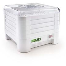 Excalibur EZ Dry 5-Tray Digital Dehydrator with Plastic Jerky Gun