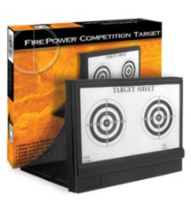 Firepower Dual Competition Mesh Trap Target