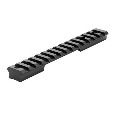 Leupold BackCountry Cross-Slot Remington 700 LA 1-pc 20-MOA Matte