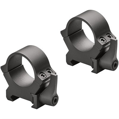 Leupold QRW2 1-in Low Matte