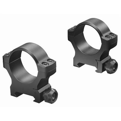 Leupold BackCountry Cross-Slot 30mm Med Rings Matte