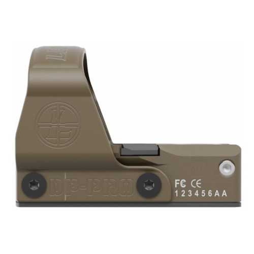 Leupold DeltaPoint Pro 2.5 MOA FDE Red Dot Sight