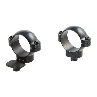 Leupold QR 1-in Medium Extension Rings-Gloss