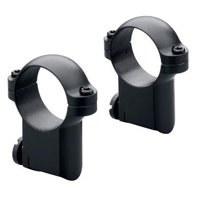 30mm Ring Mount Ruger 77 High Matte