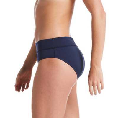 Women's Nike Essential Solid Full Bikini Bottoms
