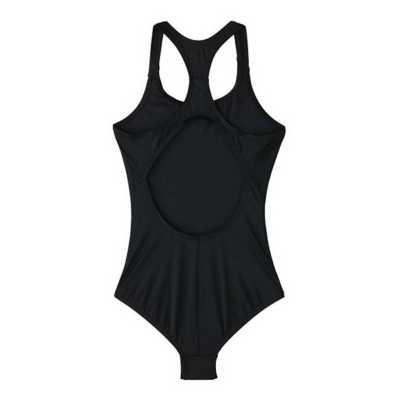 Girls' Nike Essesntails Racerback One Piece Swimsuit