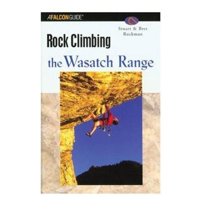 Liberty Mountain Rock Climbing The Wasatch Range Book