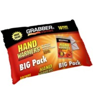 Grabber 7 Hour 10 Pack Hand Warmers