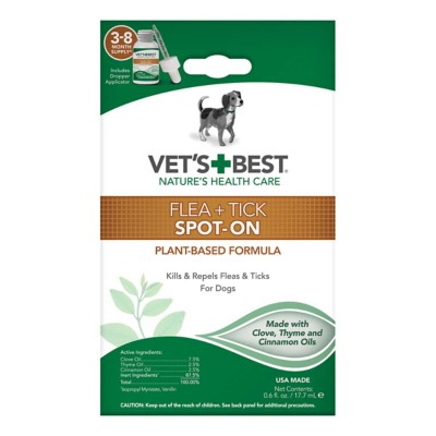 Vet's Best Flea and Tick Spot-On Drops