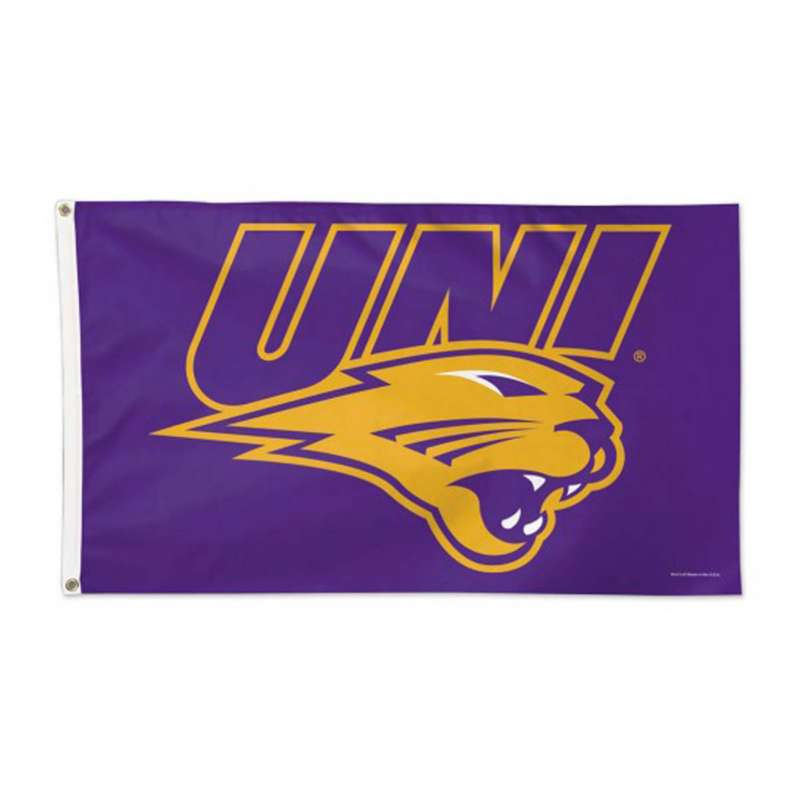 Wincraft Northern Iowa Panthers 3'x5' Deluxe Flag