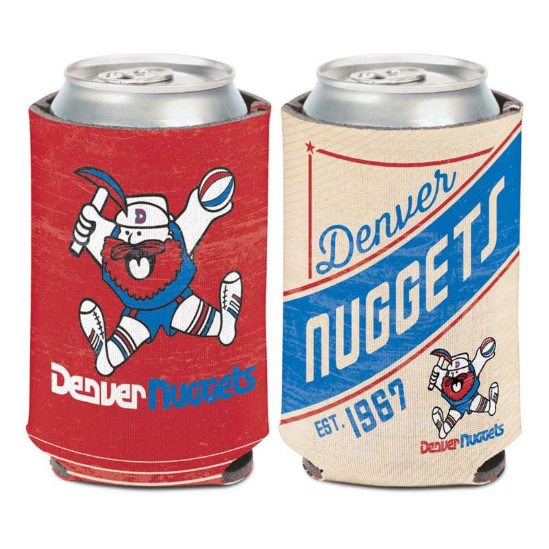 Wincraft Denver Nuggets Retro Can Cooler
