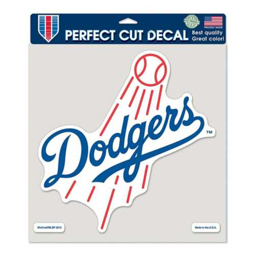 Wincraft Los Angeles Dodgers 8X8 Perfect Cut Decal