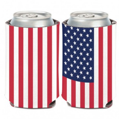 Wincraft 12oz Flag Can Cooler