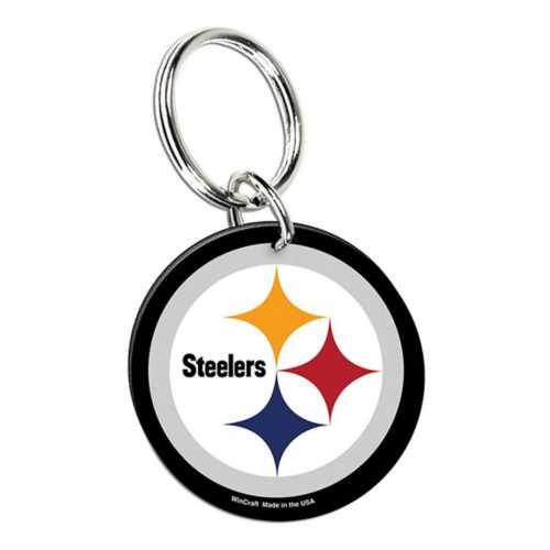 Wincraft Pittsburgh Steelers Premium Keyring