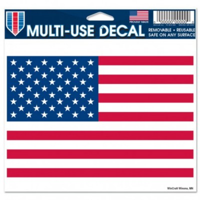 Wincraft 5x6 Multi-Use Flag Decal' data-lgimg='{