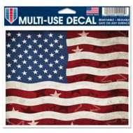 Wincraft 5x6 Multi-Use Flag Decal