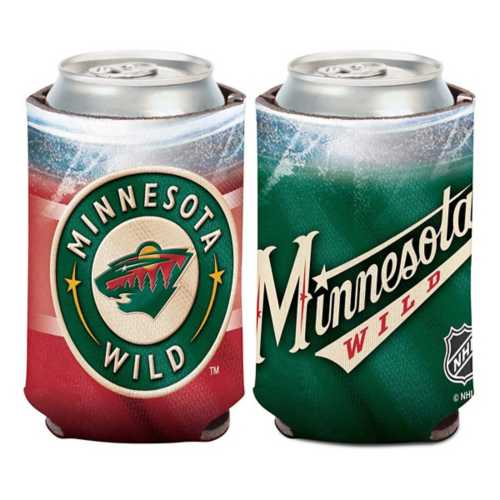 Wincraft Minnesota Wild Can Cooler