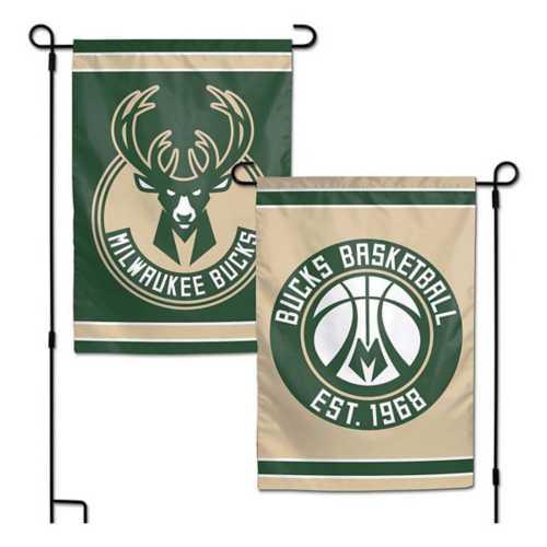 Wincraft Milwaukee Bucks Garden Flag