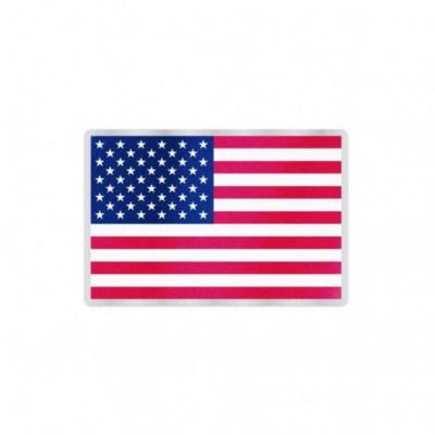 Wincraft American Flag Auto Badge Decal' data-lgimg='{