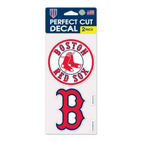 Wincraft Boston Red Sox 4X8 Perfect Cut Decal