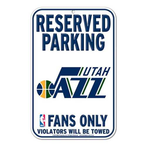 Wincraft Utah Jazz 11X17 Plastic Sign