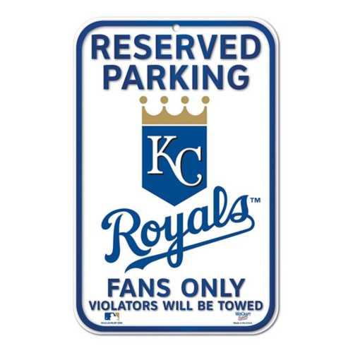 Wincraft Kansas City Royals 11X17 Plastic Sign