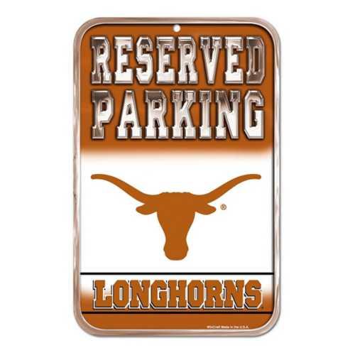 Wincraft Texas Longhorns 11X17 Plastic Sign