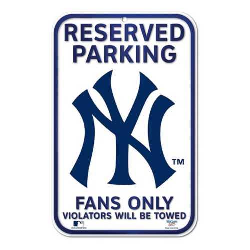 Wincraft New York Yankees 11X17 Plastic Sign