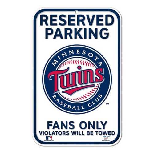Wincraft Minnesota Twins 11X17 Plastic Sign